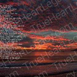 Amazing-Blazing-Sunset-signed-Peace-In-The-Matter-Poem5e